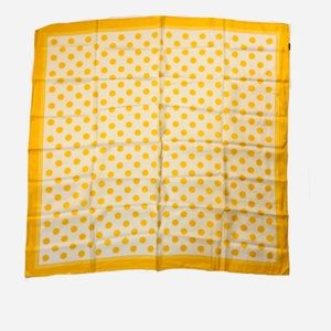 Vintage The Specialty House Silk Square Scarf